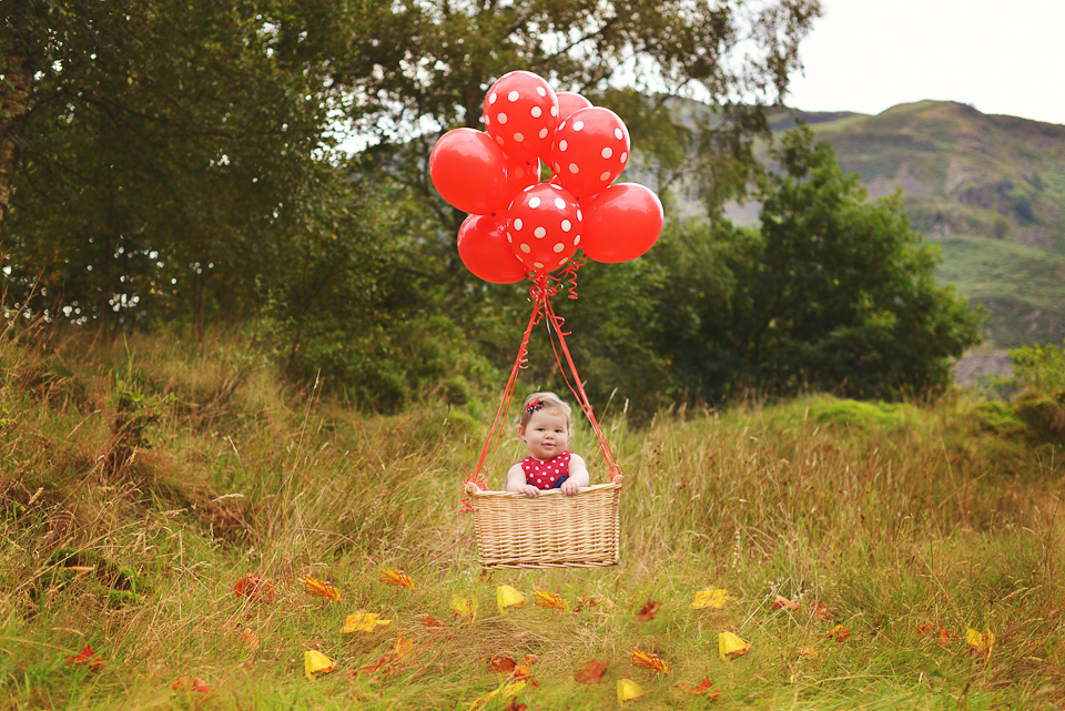 Kids Portraits in Cumbria