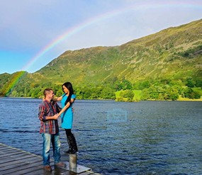 Engagement Photography in Cumbria