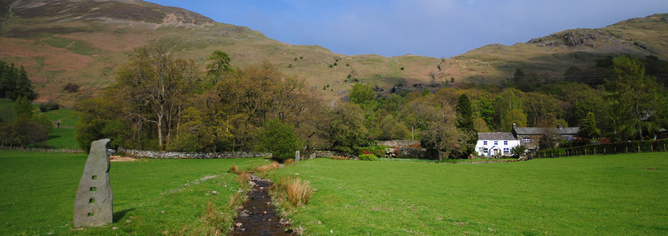 Crookabeck Farm - Home to My Studio